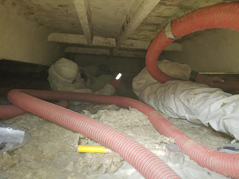 ocieplenie stropu wełną mineralną
