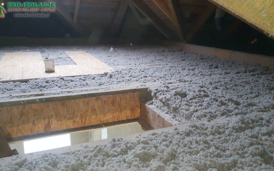 Izolacja termiczna podłogi na legarach. Sprawdź dlaczego warto